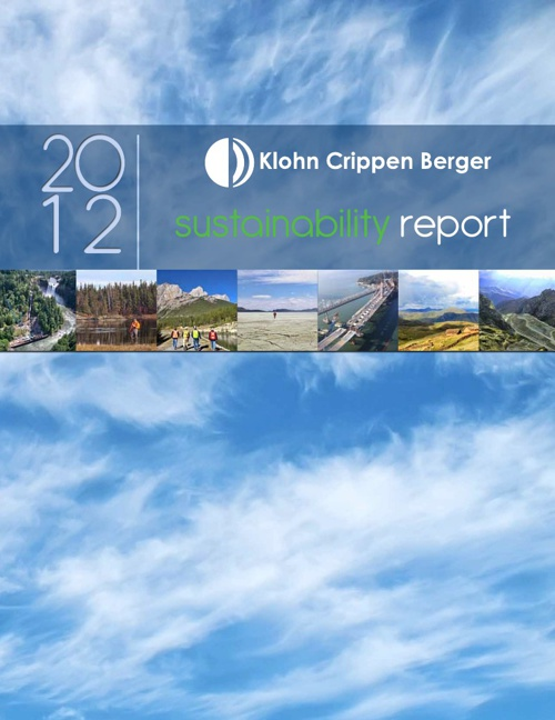 2012 KCB Sustainability Report