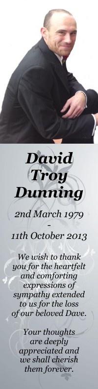 David Dunning - Bookmark