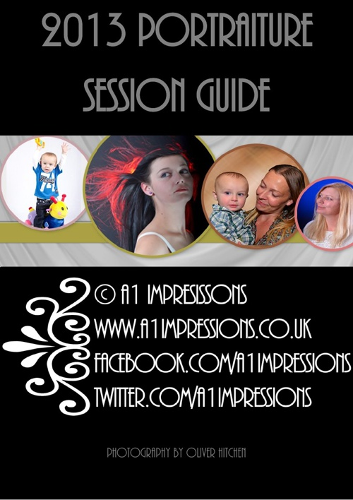 A1 Impressions 2013 Portraiture Brochure
