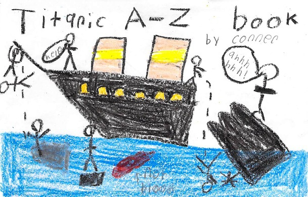 Titanic A-Z by Conner
