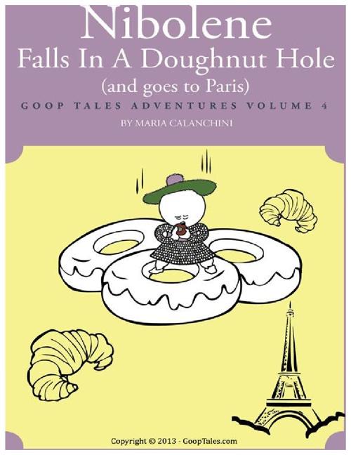 Nibolene Falls In A Doughnut Hole