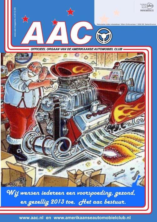 AAC MAGAZINE 6 2012