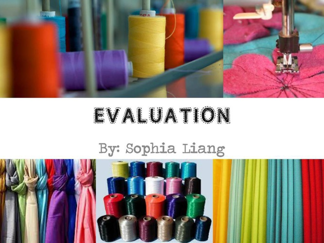 EVALUATIONS (PRACTICAL)