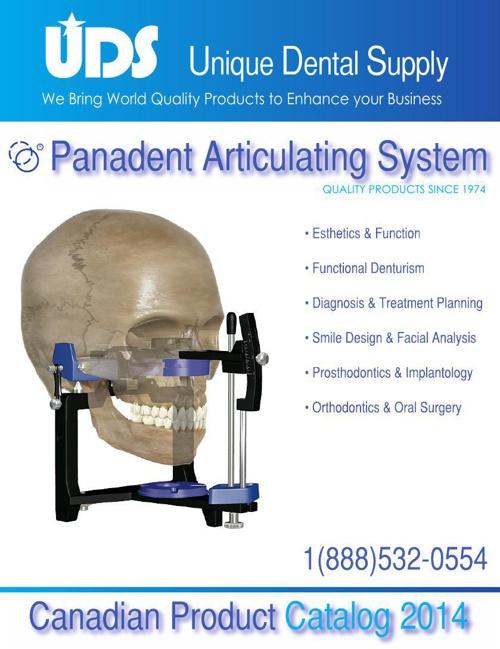 Panadent Articulating System  FINAL