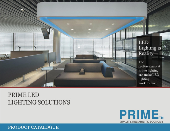 PRIME LED LIGHTING SOLUTIONS