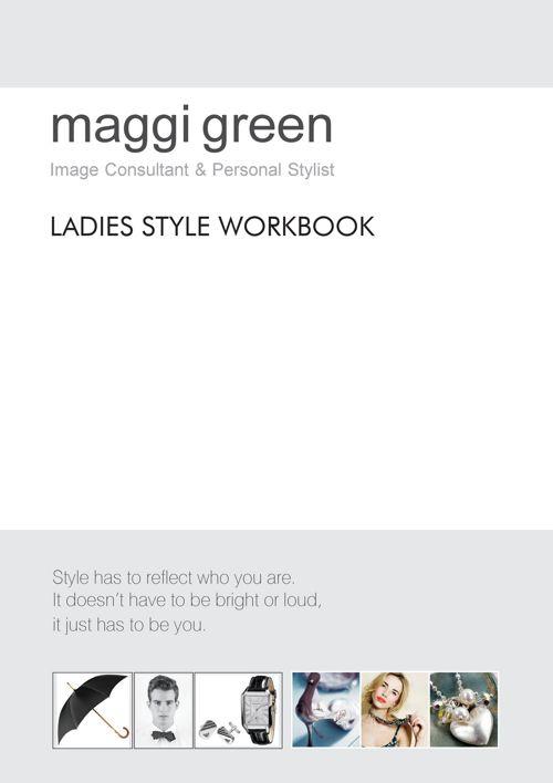 Maggi Green - Ladies Booklet