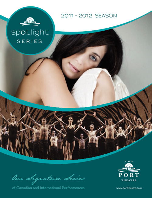 Port Theatre Spotlight Events 2011-2012