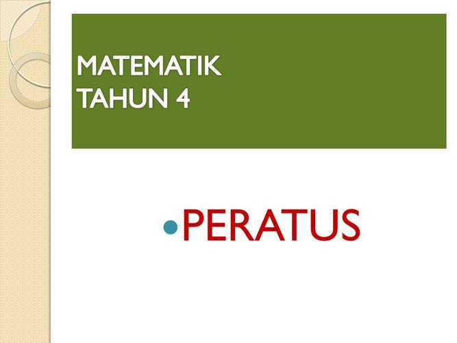 Peratus
