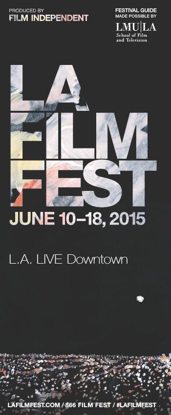 2015 LA Film Festival Catalog