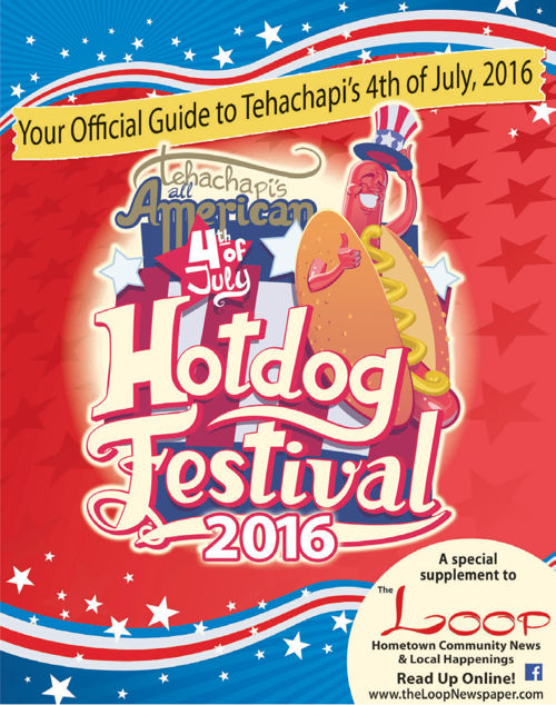 Your Official Guide to Tehachapi's 4th of July, 2016!
