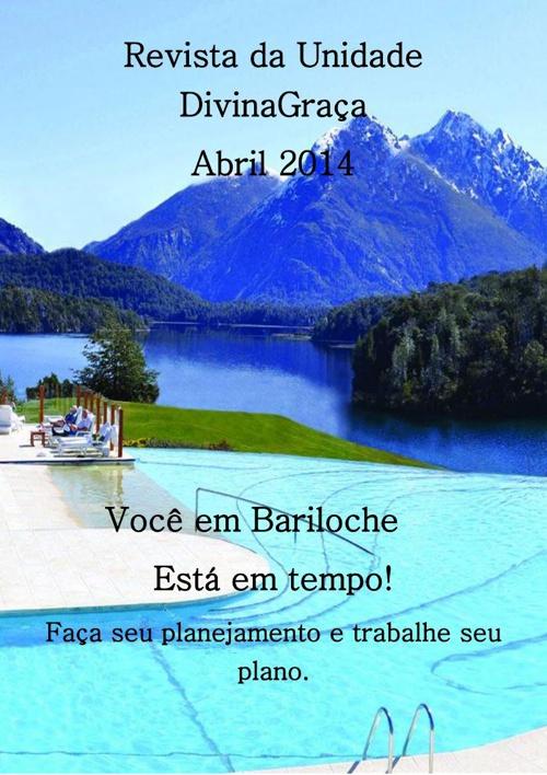 Revista da Unidade DivinaGraça Abril