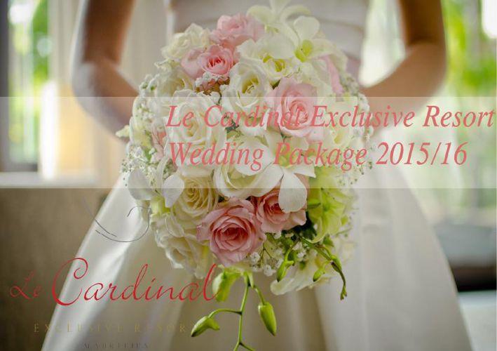 Wedding Package 2015-16