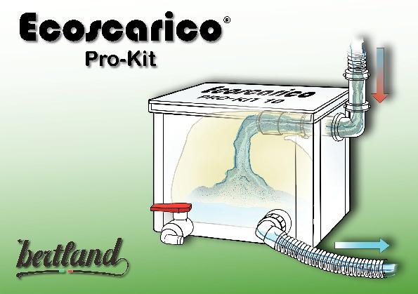 Ecoscarico istruzioni d'uso SPA
