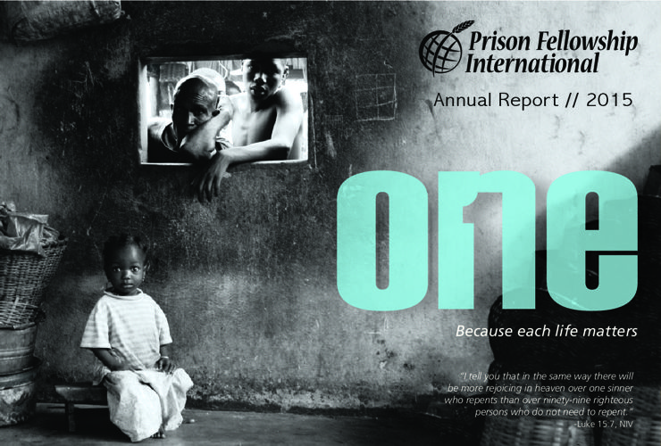 Prison Fellowship International 2015 Annual Report (TEST)