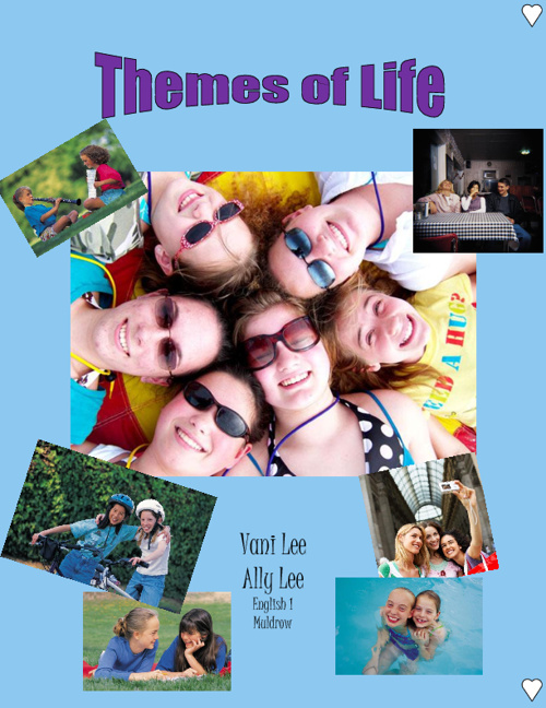 Copy of Themes of Life