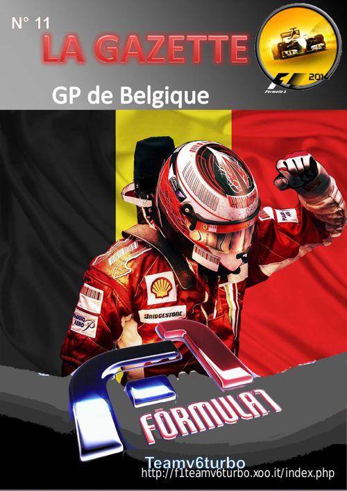 Gazette Belgique