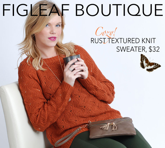 Figleaf Boutique Fall Look Book 10.14.14
