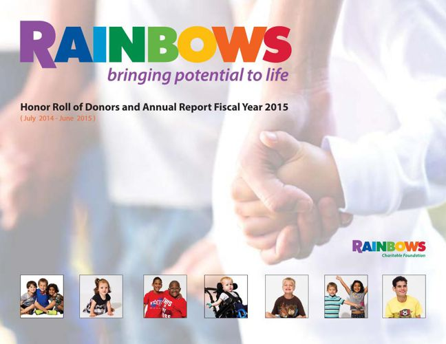 Rainbows' FY2015 Annual Report