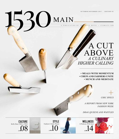 October/November Issue of 1530 Main