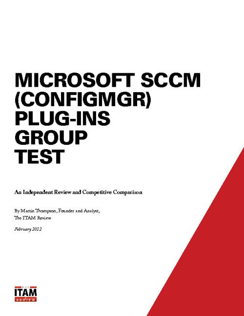 SCCM Plug-ins