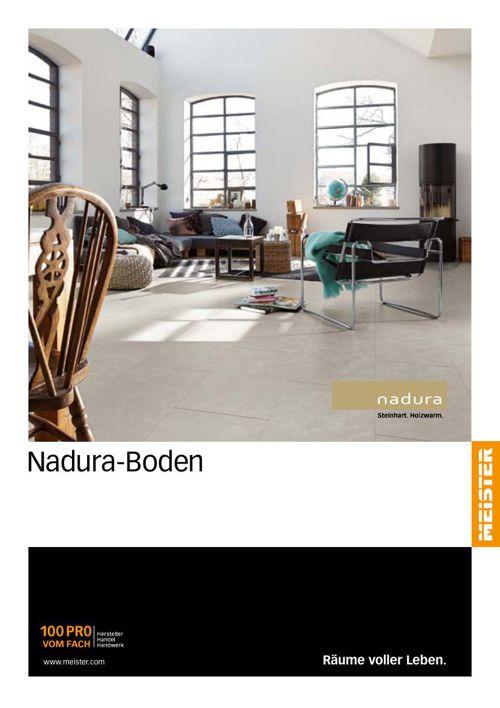 MEISTER Nadura-Boden Katalog 2015
