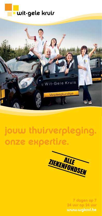 Wit-Gele Kruis - jouw thuisverpleging-onze expertise