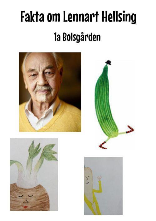 Fakta om Lennart Hellsing