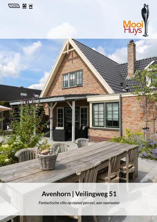 TE KOOP: Veilingweg 51, Avenhorn