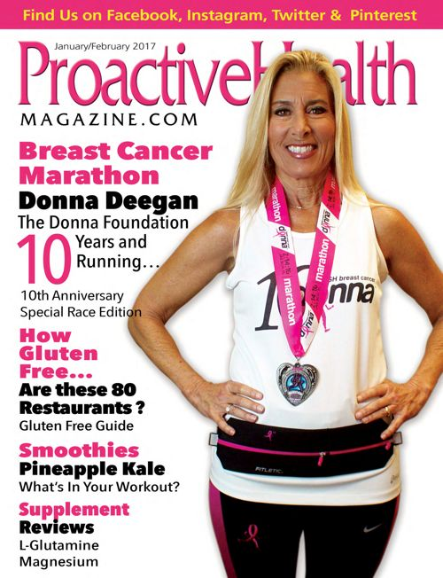 Proactive Health Magazine - January February 2017 Issue