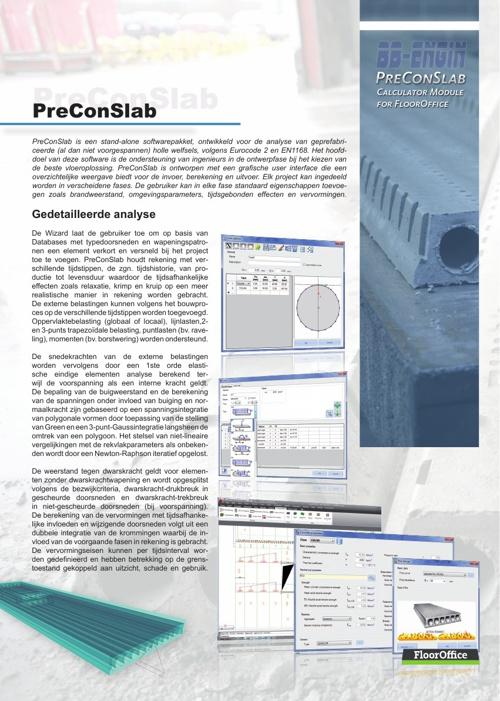 PreConSlab NL