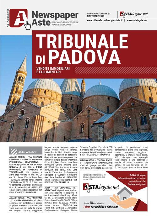 Padova novembre 2016