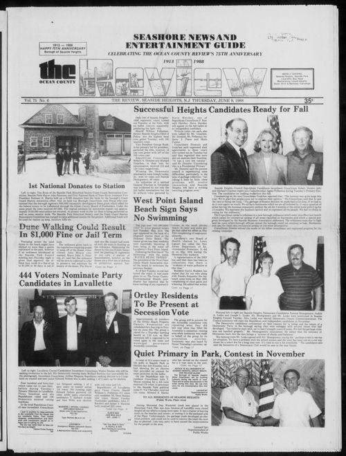Review June 1988