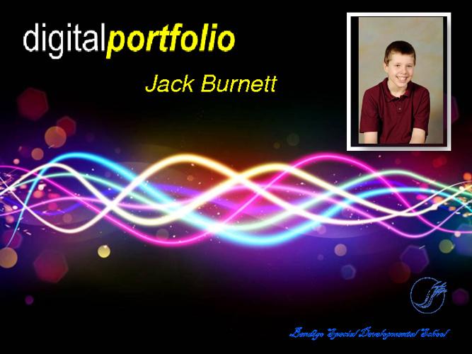 Jack's 2012 Portfolio