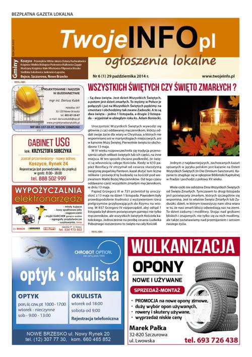 TwojeINFO.pl Nr 6