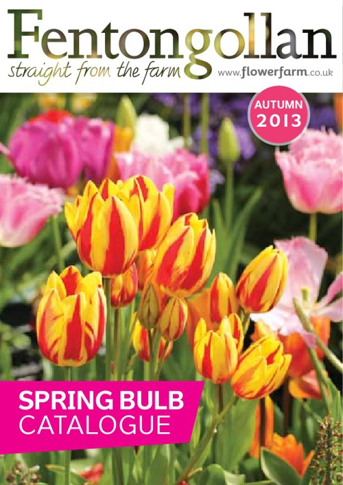 Fentongollan Farm Spring Bulbs Catalogue 2013