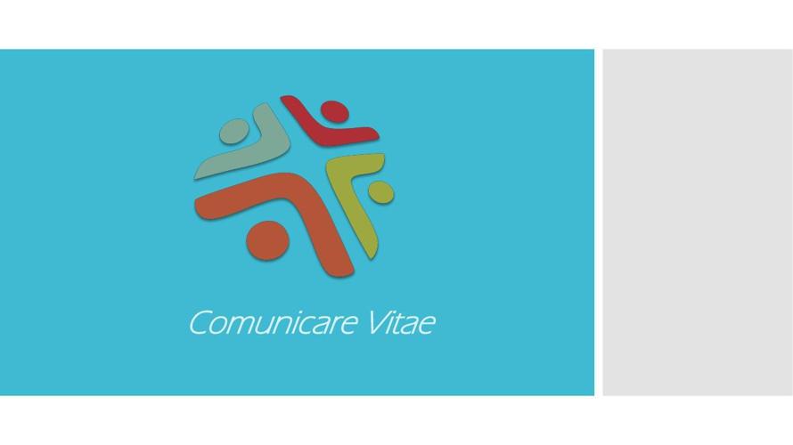 ComunicareVitaeNo1