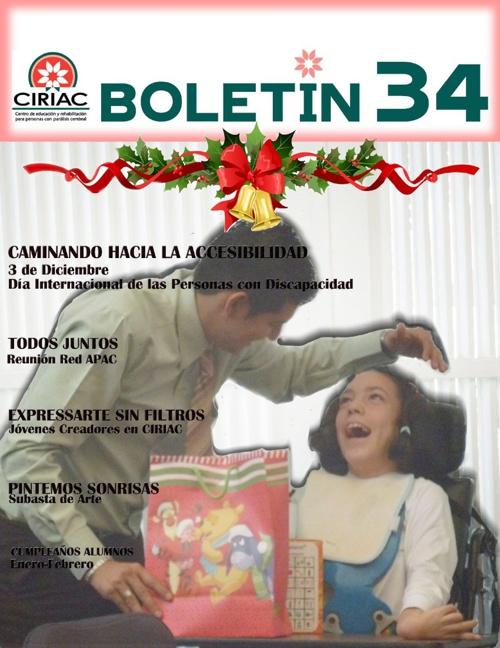 BOLETIN CIRIAC NOVIEMBRE- DICIEMBRE 2013