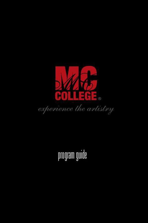 MC College Program Guide