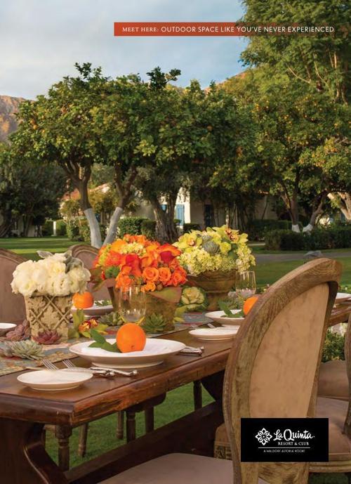 La Quinta Resort & Club :: Meet Here
