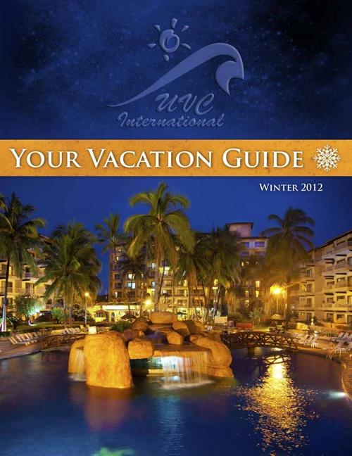 UVC Newsletter Winter 2012