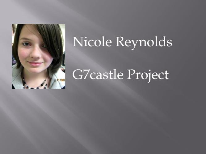 G7 castle Nicole Reynols