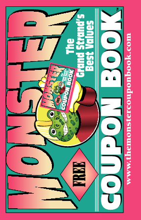 2012 Monster Coupon Book