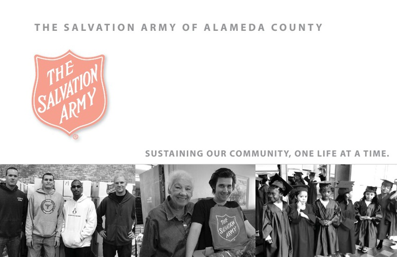 Sustaining Our Community: The Salvation Army of Alameda County
