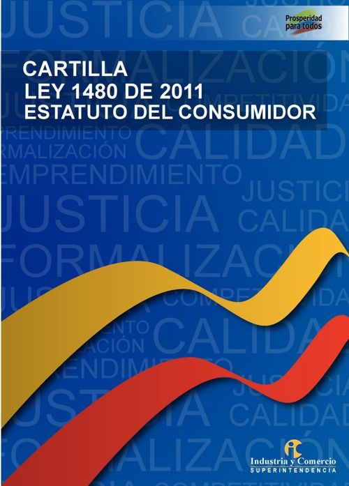 DO 48220 Ley 1480 12 10 11 Estatuto del Consumidor