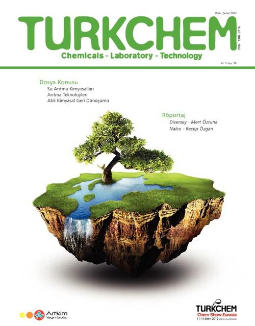 Turkchem Ocak-Şubat 2012 Sayısı