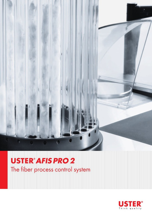 USTER AFIS PRO 2