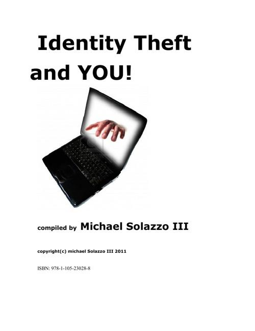 Identity theft & you