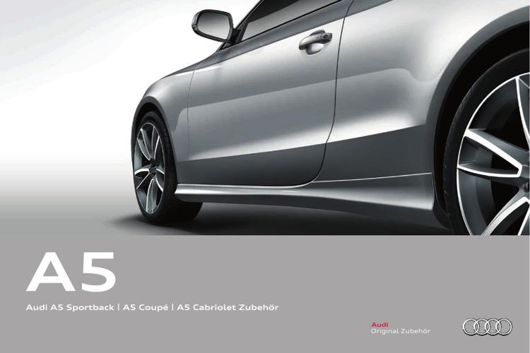 Audi A5 Katalog