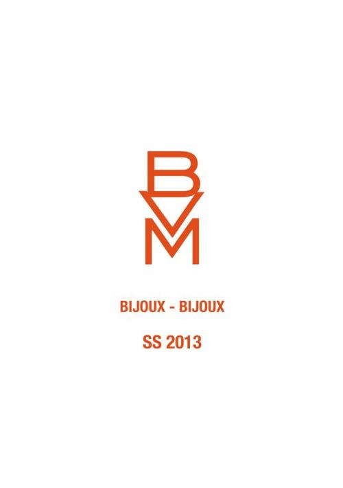 """Look ss 2013 """"Bijoux Bijoux"""""""