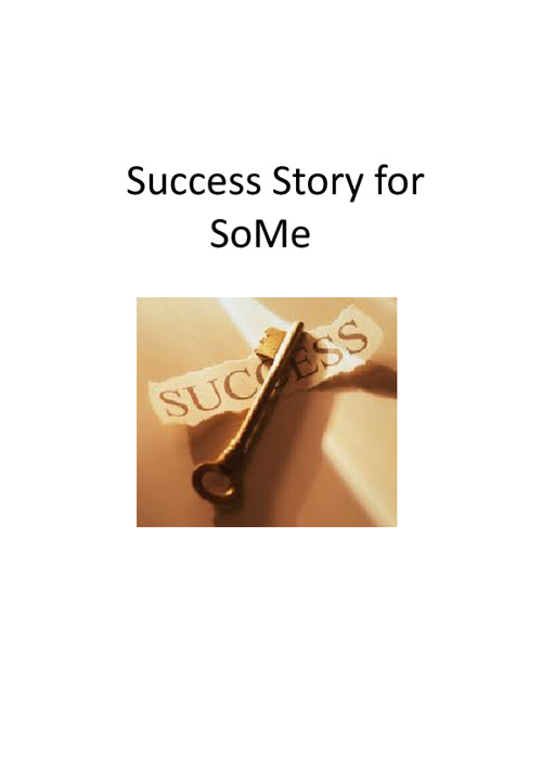 Success Stories for SoMe